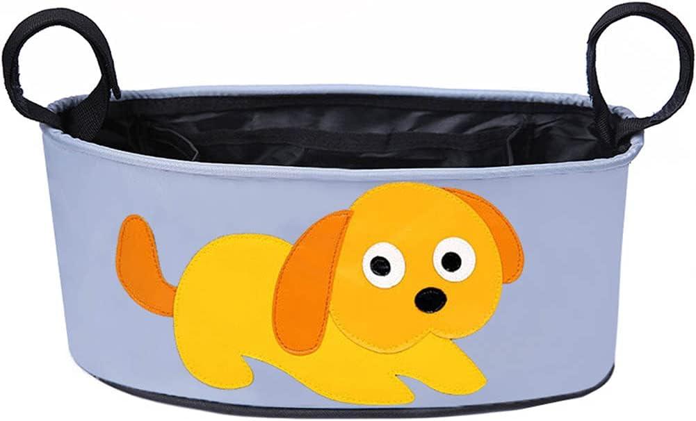 Bolsa de almacenamiento de accesorios para cochecitos - WENTS Bolsa de viaje universal resistente al agua para silla de paseo, silla de paseo portátil de gran capacidad