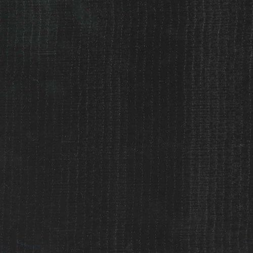 OilCloth International Oil Cloth Solid Black Fabric by The Yard, ()