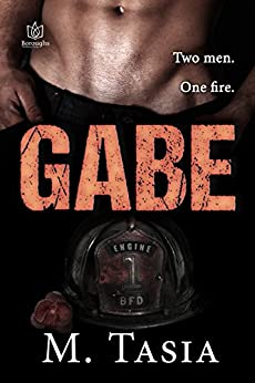 Gabe (Boys of Brighton Book 1) by [Tasia, M.]