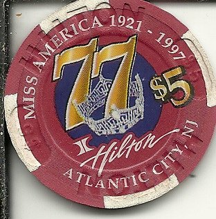 Amazon.com: 5 hilton tara holland miss america 1997 atlantic ...