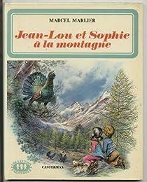 Jean-Lou et Sophie à la montagne par Marlier