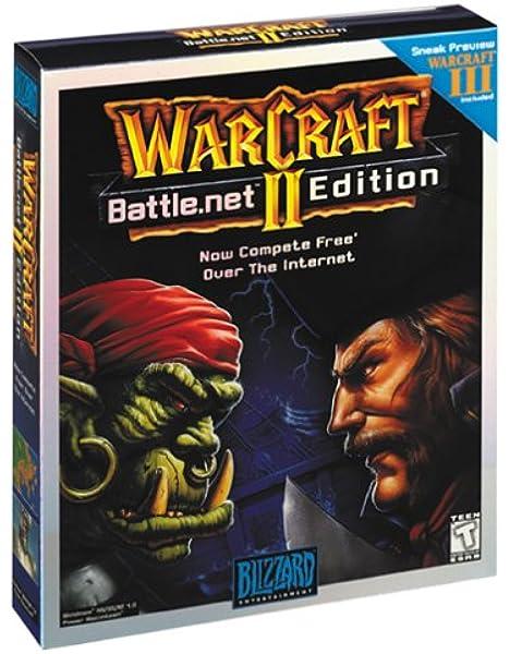 Amazon Com Warcraft 2 Battle Net Edition Brian Fitzgerald Lead