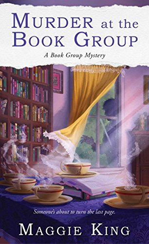 Murder at the Book Group (Book Group Mysteries)