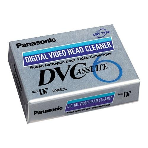 Panasonic AY DVMCLWW digital video cleaner