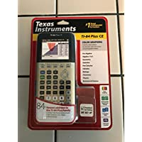 TEXAS INSTRUMENTS TI-84 PLUS CE DUMMIES INCLUDED GOLD