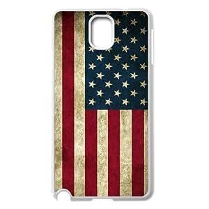 HB-P-CASE DIY Design American Retro Flag Pattern Phone Case For samsung galaxy note 3 N9000