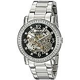 Stuhrling Original Women's 531L.11111 Classic Delphi Canterbury Swarovski Crystal Accented Watch
