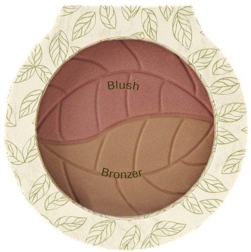 Physicians Formula Organic Wear 100% Natural Origin 2-in-1 Bronzer & Blush - Rose - 0.3 oz
