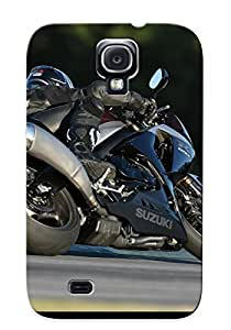Tpu Case Cover Compatible For Galaxy S4/ Hot Case/ Hayabusa On A Country Road