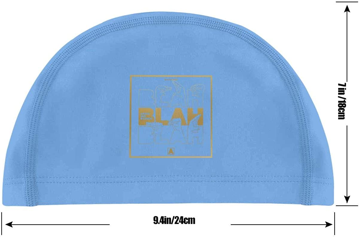 Armin Van Buuren Swimming Cap Bathing Caps for Men Women