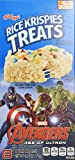 Kellogg's Avengers Rice Crispies Treats, 6.2 Ounce (Pack of 12)