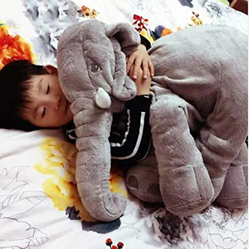 Suines New Kids Children Baby Girls Cotton Blend Plush Cute Elephant Doll Toys Plush Puppets
