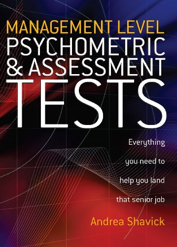 Management level psychometric and assessment tests everything you management level psychometric and assessment tests everything you need to help you land that senior fandeluxe Choice Image