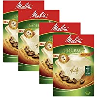 4cajas de Melitta tamaño 1x 4Gourmet intenso café