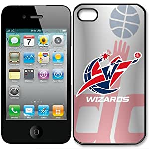 NBA Washington Wizards Iphone 4 and 4s Case Cover