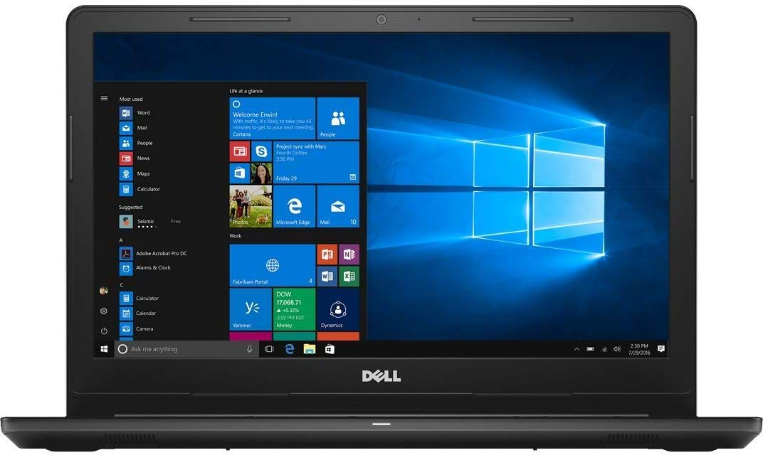 Dell Inspiron 15 3576 AG FHD i5-8250U/8GB/1TB/AMD R5 M520 2GB/Win10/RUS kbd/Black/3Y Warranty