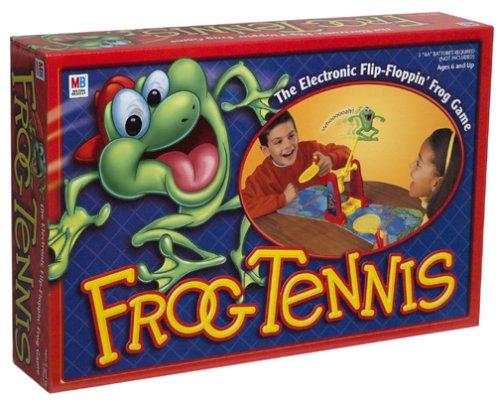 - Frog Tennis