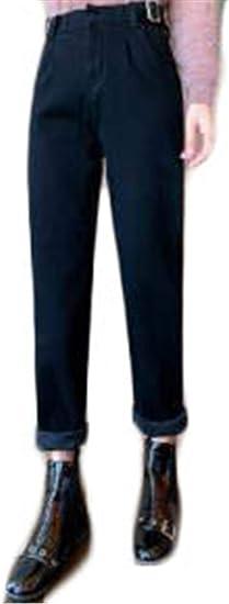 [フ二ンー] ジーンズ 裏起毛 レディース デニムパンツ スキニーデニム 美脚 伸びるストレッチ ハイウエスト ロングパンツ スリム 冬 温かい 厚手 防寒 伸縮性 ガールズ 女性
