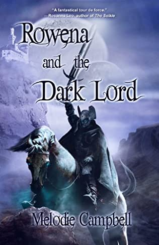 book cover of Rowena and the Dark Lord