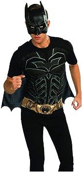 Horror-Shop máscara de la camisa de Batman XL: Amazon.es: Juguetes y juegos