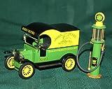John Deere 1912 Model T Truck & Hat & Gas Pump By Gear Box