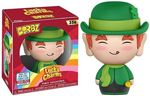 Funko DORBZ Lucky The Leprechaun #356 Fall Convention Exclusive 3500 Pieces -