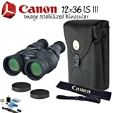 Canon 12x36 is III Image Stabilized Bino...