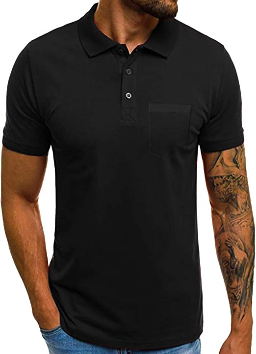 Nanquan Men Leisure Rugged Shoulder Straps Long Sleeve Western Button Down Shirt