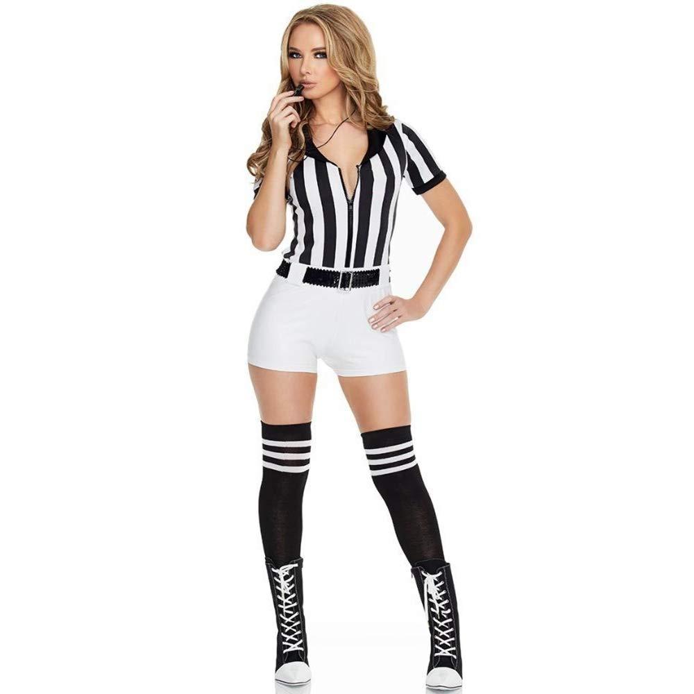 Olydmsky karnevalskostüme Damen Halloween Kostüm Rugby Babe Cheerleader Performance Kostüm Kostümparty Kostüm B07JVQ8RRM Kostüme für Erwachsene Kindlich    | Mode-Muster
