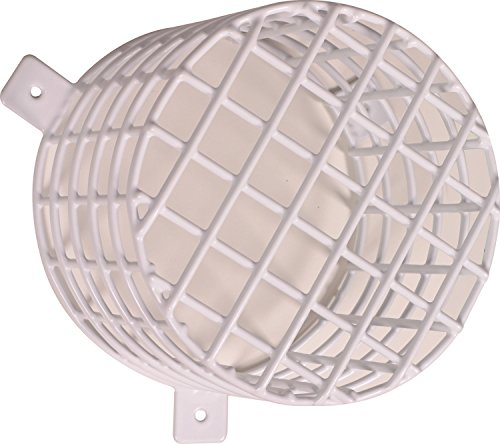 Safety Technology International, Inc. STI-9617 Beacon and Sounder Steel Wire Cage, Approx. 5.9' Width x 4.9' Depth