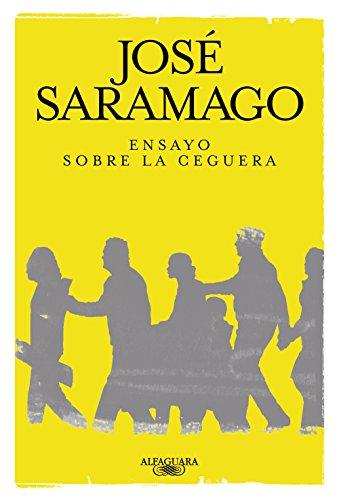 Portada del libro Ensayo sobre la ceguera de José Saramago