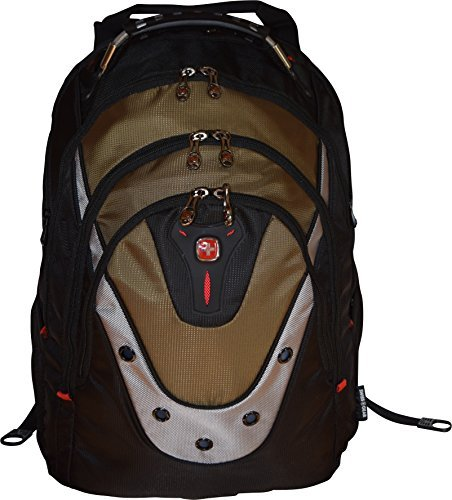 SwissGear Backpack Laptop Pocket Black