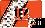 Duck House NFL Cincinnati Bengals Placemat & Coaster Set