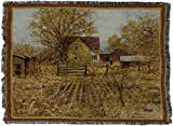 Pure Country Homestead Blanket Tapestry Throw