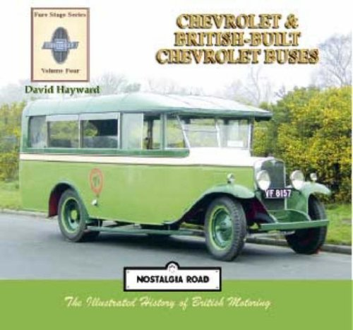 Chevrolet Buses and British-built Chevrolet Buses (Fare Stage)