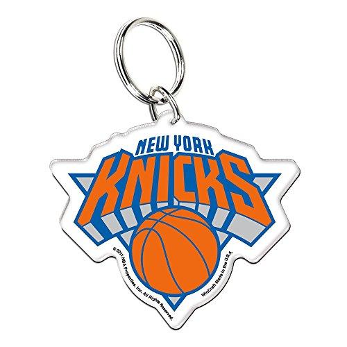 WinCraft NBA 21243011 New York Knicks Premium Acrylic Key Ring by WinCraft