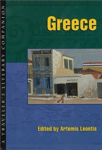 Greece: A Traveler's Literary Companion (Traveler's...