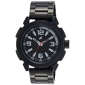 Fastrack Analog Black Dial Men's Watch-NL3130NM01