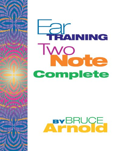 Ear Training Two Note Complete With 6 CDs