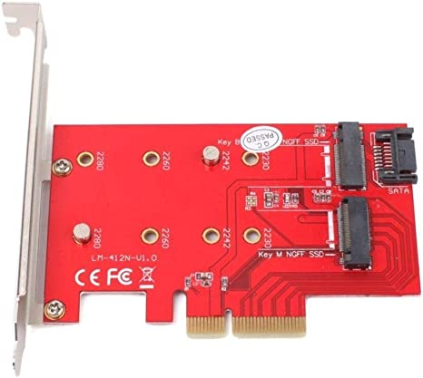 1 USB C and 2 USB A ports MZHOU PCI-E to USB 3.0 PCI Express card incl for adding M.2 SATA III SSD devices to PC or motherboard through M.2 SATA to PCIe 3.0 adapter card