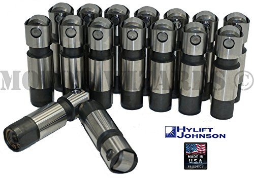 - US-MADE Dodge Ram HEMI 5.7 5.7L 6.1 6.1L Roller Valve Lifter Set of 16 (NON-MDS) (NON-MDS Lifter)