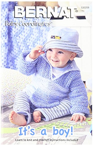 Spinrite Bernat Knitting and Crochet Patterns, It