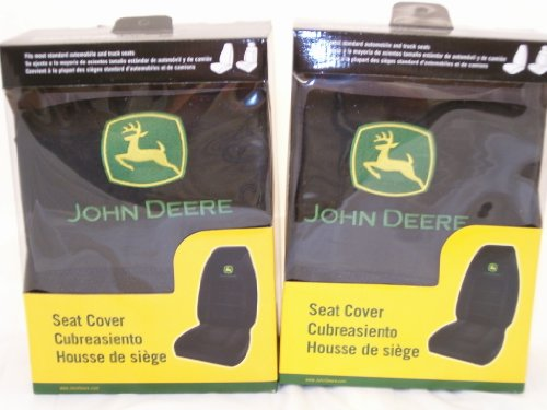 John Deere Seat Covers For Trucks : John deere poly suede mesh seat covers buy online in uae