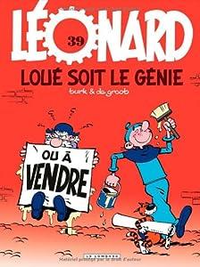 """Afficher """"Léonard n° 39 Loué soit le génie"""""""