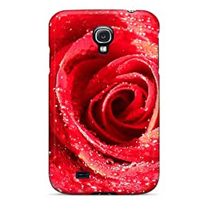 Awesome Case Cover/galaxy S4 Defender Case Cover(rose 2)