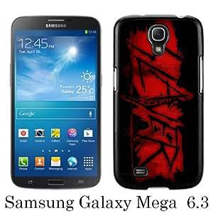 Slayer Black New Cool Custom Design Samsung Galaxy Mega 6.3 i9200 i9205 Cover Case