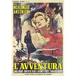 L'Avventura POSTER Movie (27 x 40 Inches - 69cm x 102cm) (1960) (Italian Style A)