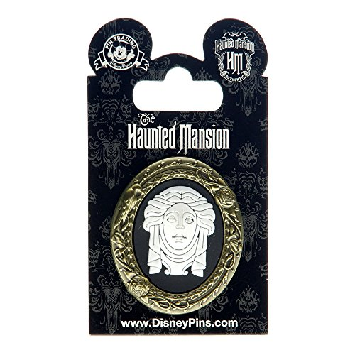 (Disney Parks Madame Leota Pin Haunted Mansion Cameo)