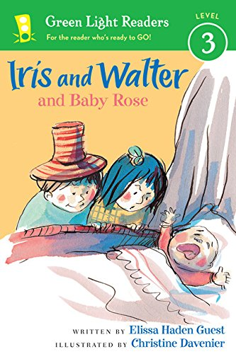 Download Iris and Walter and Baby Rose (Green Light Readers Level 3) pdf epub
