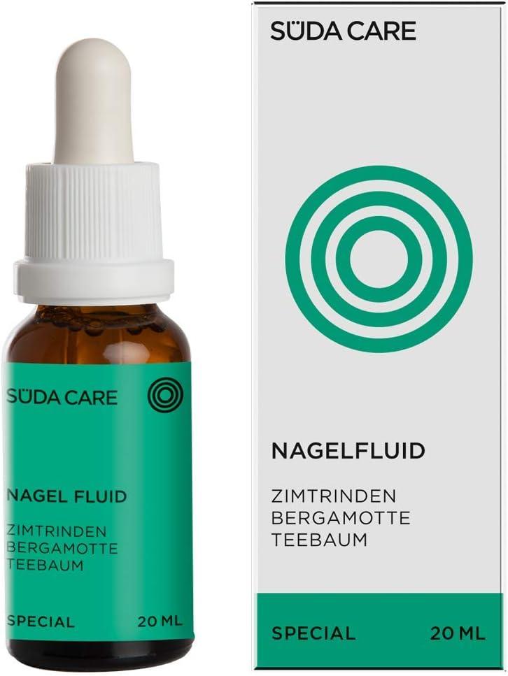 Süda Care, líquido para uñas, Süda, tinte para uñas que fortalece las uñas y protege contra hongos, 20 ml